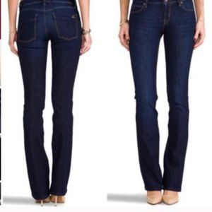 2/$60 Anthro DL1961 Cindy Slim Boot Jeans Size 28